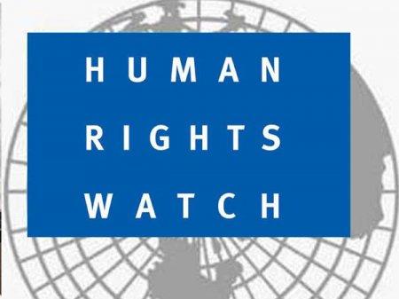 """Elxan Süleymanov: """"Human Rights Watch təşkilatı Azərbaycana qarşı qərəzli kampaniyanın flaqmanı rolunda özünü təsdiqləməyə çalışır"""""""