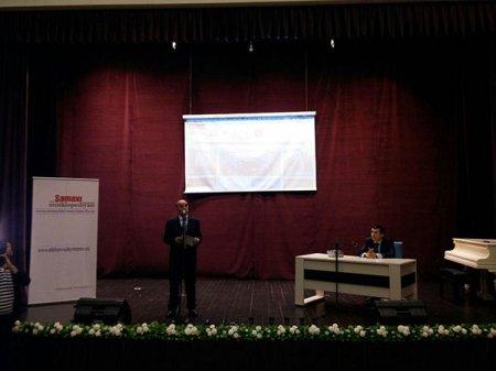 """""""Şamaxı ensiklopediyası"""" saytının təqdimatı oldu"""